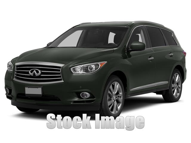 2013 Infiniti JX35 Front-wheel Drive Sport Utility ONLY 7 K MILESLOW LOW MILES on this LOAD