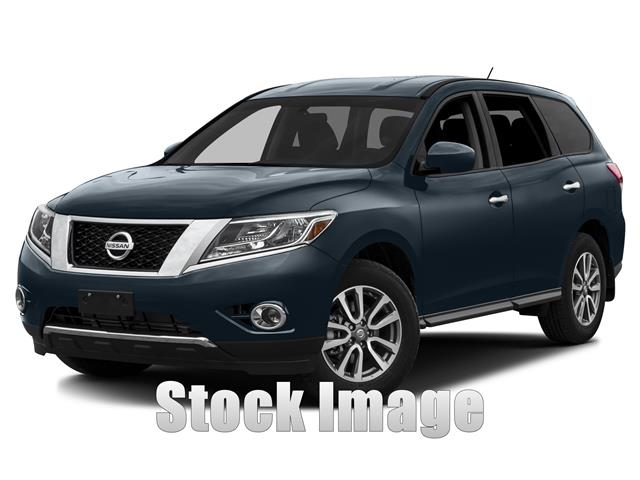 2014 Nissan Pathfinder S  4x4 ONE OWNER 2014 Pathfinder SAWDin XLNT ConditionGreat Family S