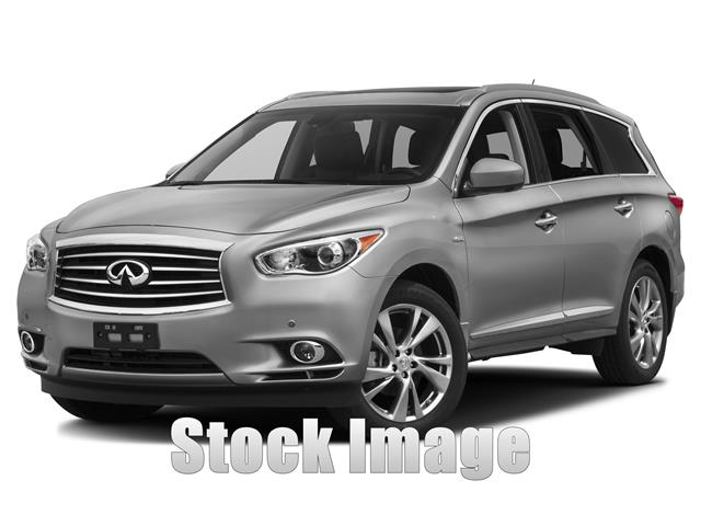 2014 Infiniti QX60 Hybrid Front-wheel Drive This 2014 Infiniti QX60 Hybrid might just be the SUV y