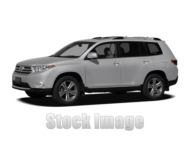 2012 Toyota Highlander Limited V6  Front-wheel Drive Great ConditionOne Owner LOADED Highland