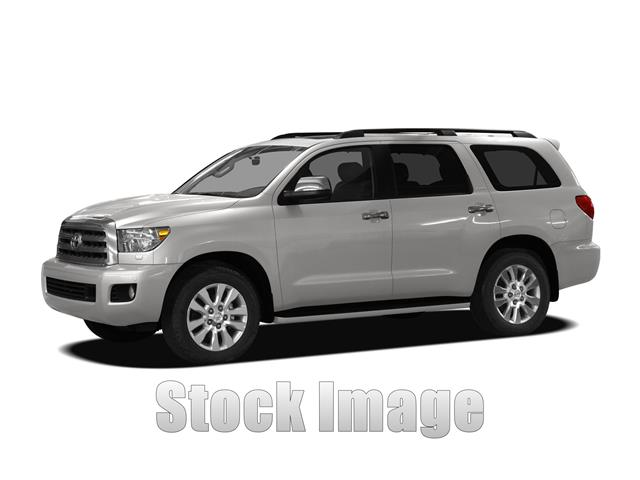 2008 Toyota Sequoia Platinum 57L V8 4x2 this Spotless FULLY LOADED Sequoia PLATINUM is a TRULY