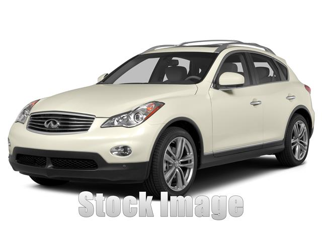 2014 Infiniti QX50 Journey  4x2 Digital odometer and traction control are part of the complete pac