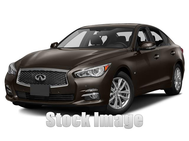 2014 Infiniti Q50 Premium  Rear-wheel Drive Sedan SpotlessONE OWNERCERTIFIEDQ 50 Premium wit