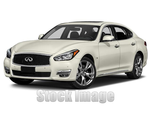 2015 Infiniti Q70L 37  Rear-wheel Drive Sedan Miles 0Color Moonlight Whit Stock FM600460 VIN