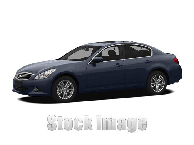 2012 Infiniti G37 Journey   Rear-wheel Drive Sedan Miles 33083Color Black Obsidian Stock CM625