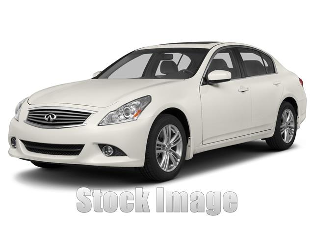 2013 Infiniti G37 Journey  Rear-wheel Drive Sedan Spotless Moonlight WhiteCERTIFIEDG37 Premium
