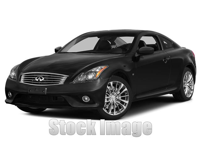 2015 Infiniti Q60 Journey   Rear-wheel Drive Coupe Miles 0Color BLK OBSIDIAN Stock FM871006 V