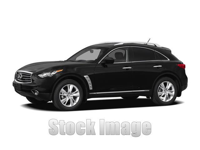 2012 Infiniti FX35 4x2 Super Sharp Black on Black FX35 with Premium Pkge in Immaculate Condition