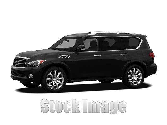 2012 Infiniti QX56 4x4 ONE OWNER Powerful QX56AWDin Immaculate Condition  CERTIFIED up t
