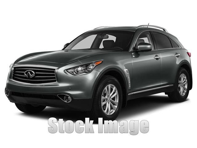 2015 Infiniti QX70 4x2 Miles 0Color MOONLT WHT Stock FM381346 VIN JN8CS1MU9FM381346  CALL F