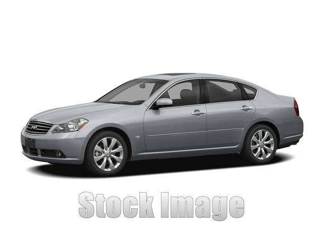 2006 Infiniti M35 Rear-wheel Drive Sedan Well Maintained Locally Owned M35 JourneySPORT Pkge in