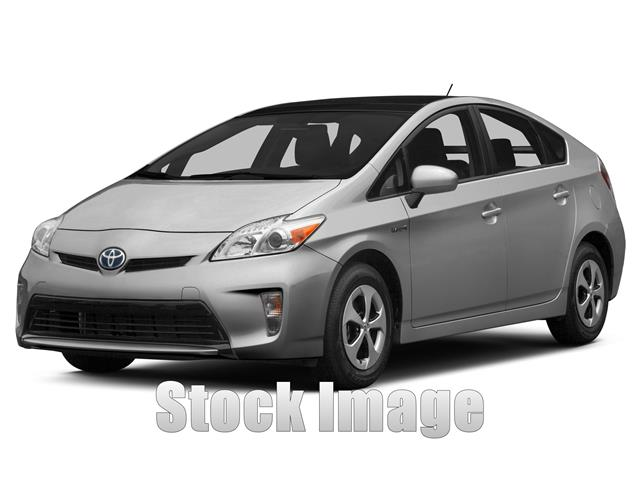 2014 Toyota Prius Three  Hatchback ONE OWNER Prius III with NAVIGATION in Immaculate Conditi