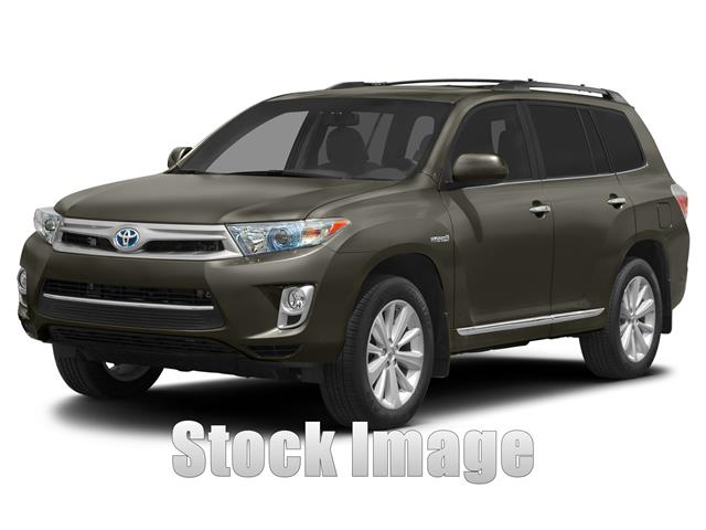2011 Toyota Highlander Hybrid Limited V6  All-wheel Drive RAREL O A D E DOne Owner Highlande