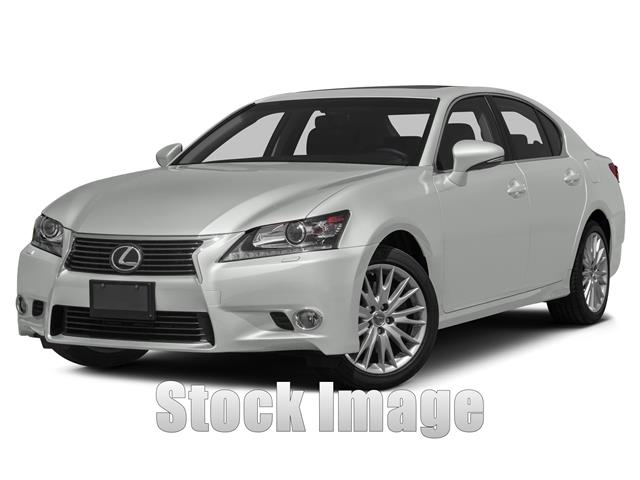 2013 Lexus GS 350 Rear-wheel Drive Sedan ONE OWNERSharp Black on BlackLOADED GS 350 in Immac