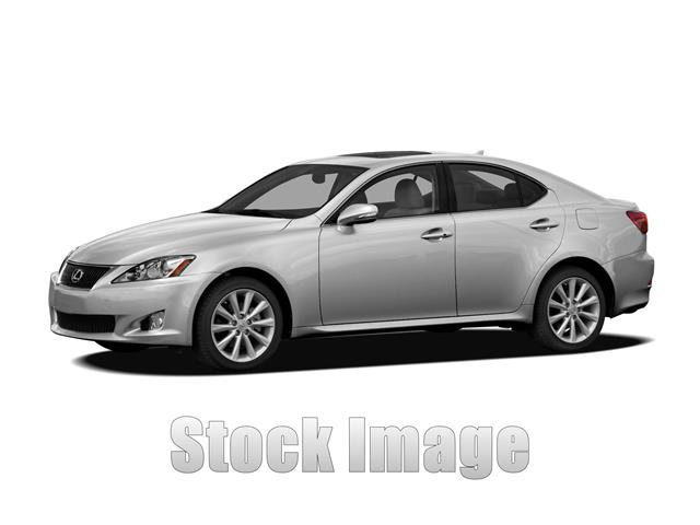 2012 Lexus IS 250 Rear-wheel Drive Sedan Gorgeous Color ComboONE OWNER and LOADEDthis Well M
