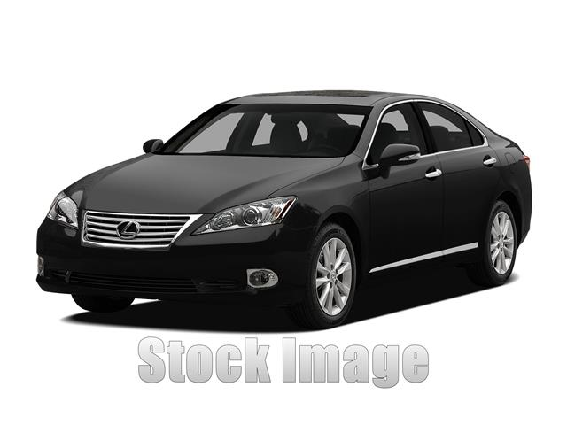 2012 Lexus ES 350 Sedan Super Sharp Black on BlackLOADED ES350 Premium in MINTcondition and