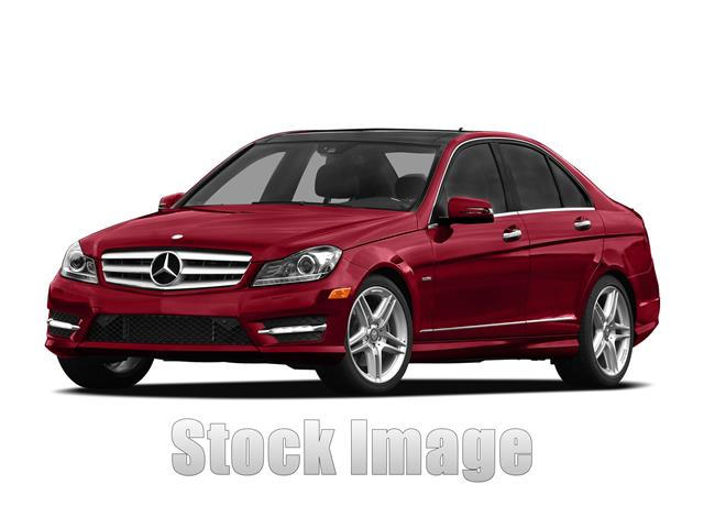 2012 MERCEDES C-Class Sport C250  Sedan NAVIGATION HARMANKARDON SOUND MOONROOF AND MUCH MORE
