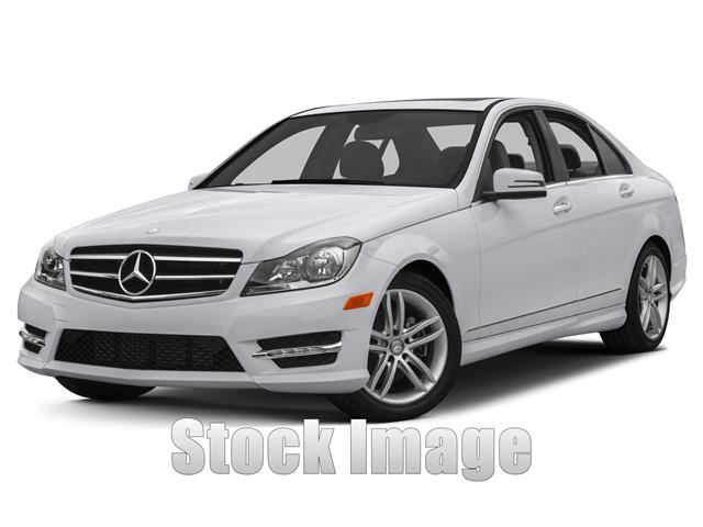 2013 MERCEDES C-Class Sport C250  Sedan LOADEDSuper Sharp Blk on Blk C250 Sedan in Immaculate