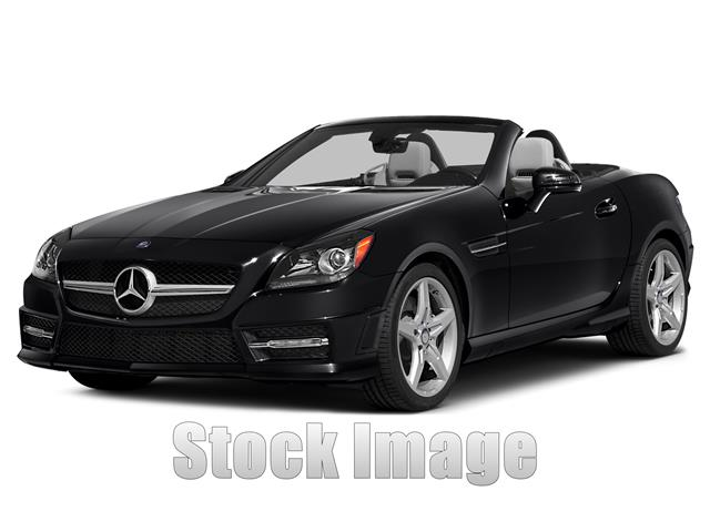 2014 MERCEDES SLK-Class SLK250  Roadster Clean Carfax 1 Owner Fully Loaded Fully