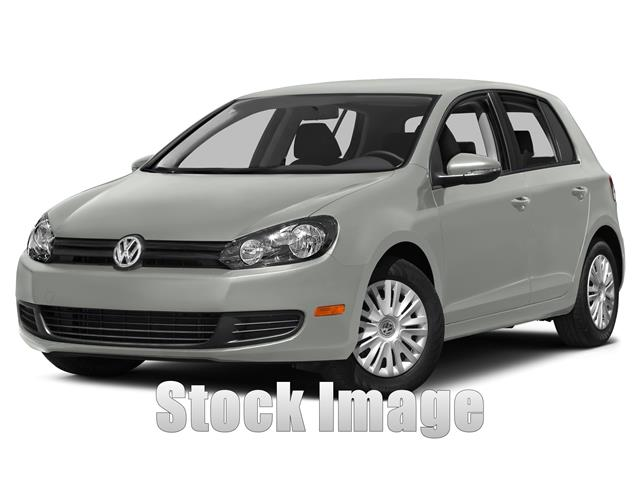 2014 Volkswagen Golf 25L wConvenienceSunroof   Front-wheel Drive Hatchback ONLY 10 K MILESO