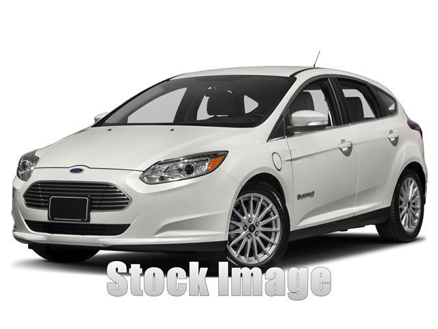 2018 Ford Focus Electric Hatchback Miles 1Color SHADOW BLACK Stock M80309 VIN 1FADP3R40JL2113