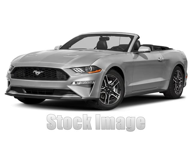 2018 Ford Mustang MUSTANG ECOBOOST CONV PREMIUM Miles 0Color MAGNETIC METALL Stock M80330 VIN