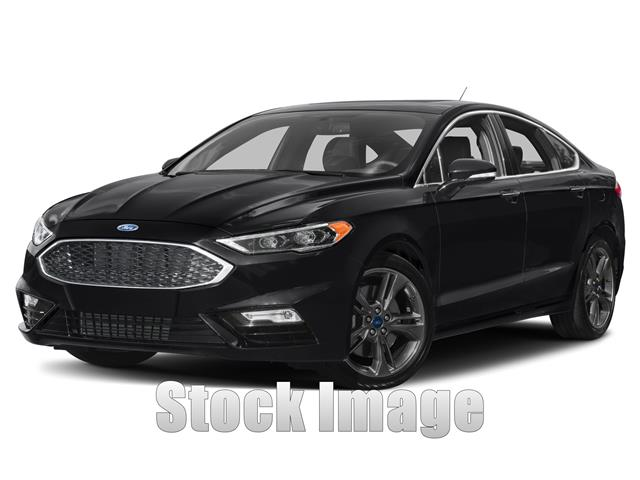 2017 Ford Fusion Sport Late Availability All-wheel Drive Sedan Miles 1Color MAGNETIC GRAY Stoc